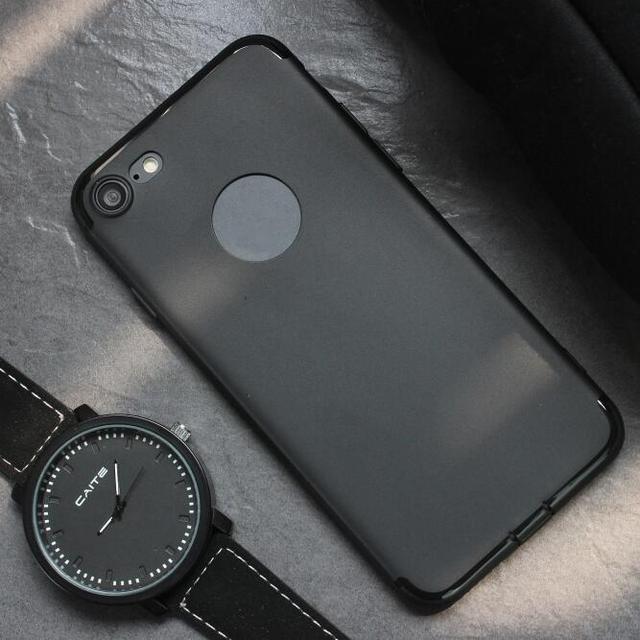 carcasa iphone 7 negro