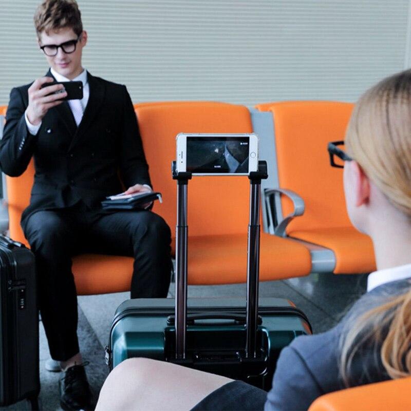 LeTrend Multifunction USB ชาร์จ Rolling กระเป๋าเดินทางรหัสผ่านรถเข็น 24/28 นิ้วกระเป๋าเดินทางผู้หญิงกระเป๋าเดินทาง-ใน กระเป๋าเดินทาง จาก สัมภาระและกระเป๋า บน   3