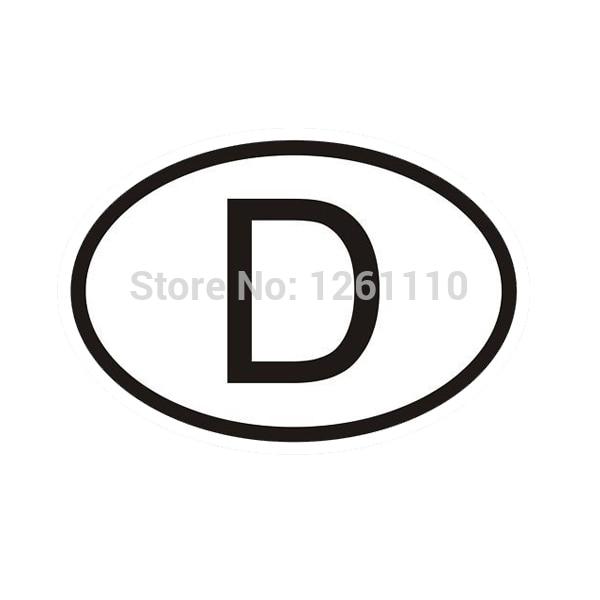 Online Get Cheap Vinyl Auto Decals Aliexpresscom Alibaba Group - Custom oval car bumper magnets
