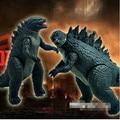 "Cartoon Movie GODZILLA 2014 Ultraman Monsters Dinosaur 7"" Model  Action Figures PVC boy Toys Free shipping"