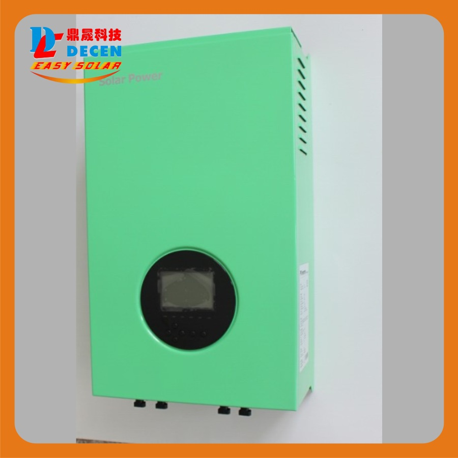 3KW On-Off Grid Anti-overflow Hybrid Solar Inverter,Output Pure Sine Wave,Grid System And Off-Grid System Automatically Switch