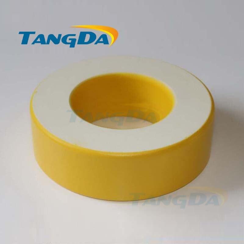 Tangda Iron powder cores T650-26 OD*ID*HT 165*89*51 mm 434nH/N2 75ue Iron dust core Ferrite Toroid Core toroidal yellow white high purity iron powder metallic iron powder superfine iron powder nano iron powder alloy powder