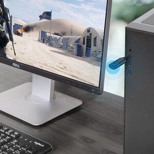 Image 3 - Hagibis جهاز إرسال بلوتوث 5.0 ل سماعات التلفزيون PC APTX 3.5 مللي متر Aux 2in1 بلوتوث استقبال ل رئيس اللاسلكية الصوت التبديل