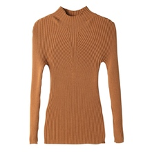 2017 Autumn Winter Women Cashmere Blended Sweater O-Neck Pullovers Long Sleeve Knitted Sweaters