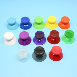 Image 4 - 100pcs 14 สีที่มีสีสัน 3D Analog Thumb Sticks สำหรับ XBOX One Controller Analogue Controller หมวกเห็ด