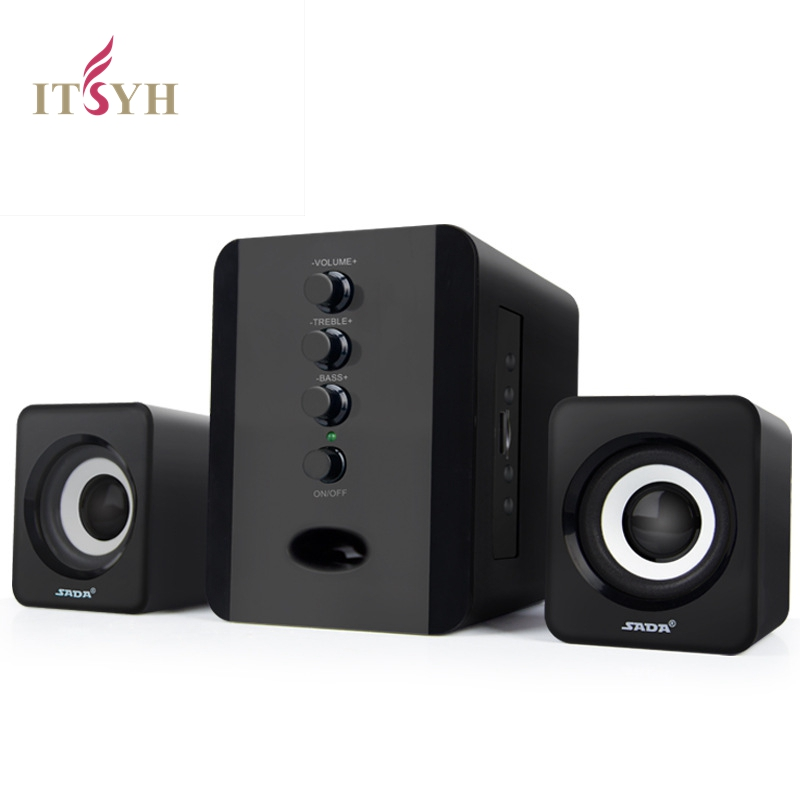 ITSYH Fashion New Wireless Bluetooth Speaker Mini Speakers LF01-086 ...