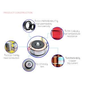 Image 4 - Trasformatore CIRMECH Dual ac 28v 12V singolo 12v 200W per scheda amplificatore preamplificatore usata 110V 220V opzionale