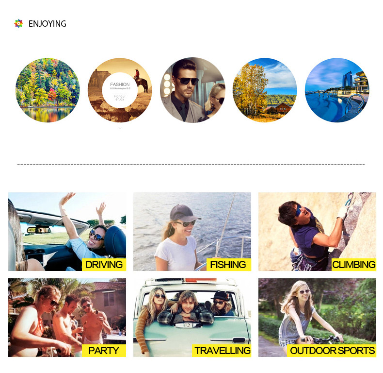 HTB183e3JFXXXXbdXpXXq6xXFXXXF - OUTSUN 2018 Polarized Sunglasses Men Women Sport fishing Driving Sun glasses Brand Designer Camouflage Frame De Sol