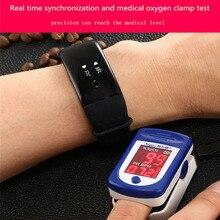 2016 последним B2 Smart watch с OLED кислорода в крови Деятельность Трекер Сна Смарт Уведомления Браслет Smartband для IOS Android
