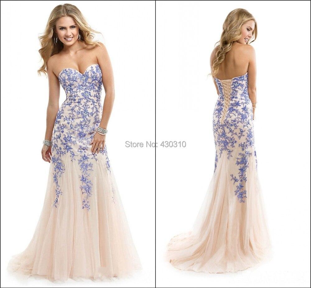 Mermaid Prom Dresses 2014