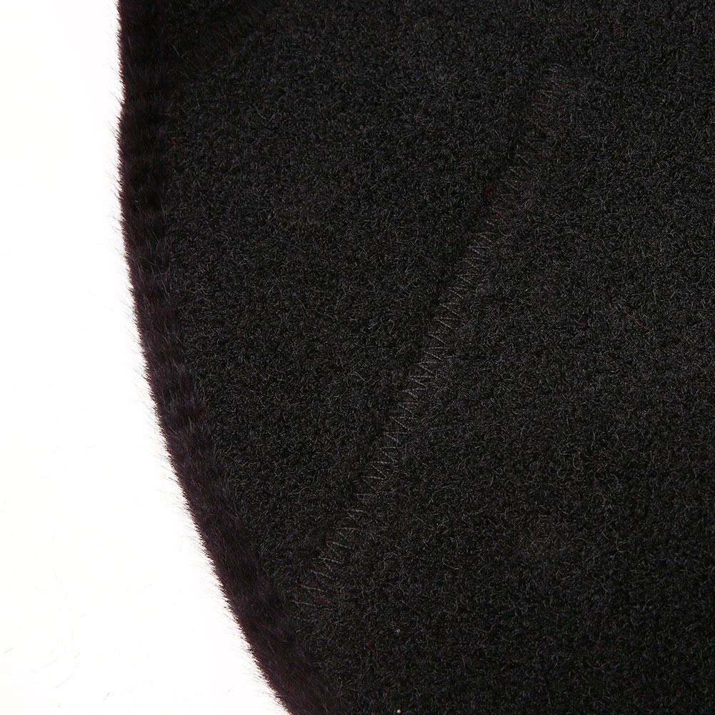 Vehemo силиконовый скользящий Войлок Ткань приборной панели коврик приборной панели крышка приборной панели запчасти черный левый водителя сиденья запчасти для двигателей Солнцезащитная Накладка для машины Pad