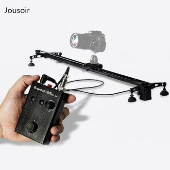 1.2M Electronic Control Slider Track Rail Delayed Shot for 5D DSLR Camera Video Dolly with soft case  CD50