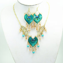 2019 New Aladdin Cosplay resin Pendants Princess Jasmine Necklace Women Gifts Halloween Gift(China)