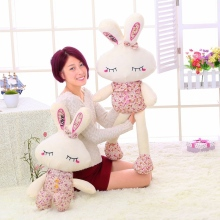 20/30 Cm Soft Flora Easter Bunny Rabbit Plush Toy Stuffed Animal Placating Toys For Children