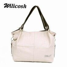 Fashion women leather handbags Messenger Shoulder crossbody bag ladies Women's Shopping Bags bolsos mujer tote bolsas WYF003