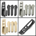 LHD Interior Door Grab Handle Cover Switch Bezel Set For VW Jetta Golf Bora MK4  Interior Door Handles Black Grey Beige
