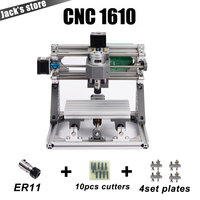 CNC 1610 500mw Laser Diy Cnc Engraving Machine Mini Pcb Milling Machine Wood Carving Machine Cnc