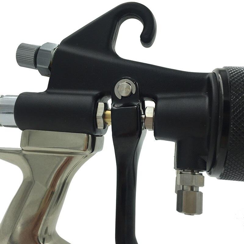 SAT1205 kiváló minőségű szórópisztoly autófestéshez pistola - Elektromos kéziszerszámok - Fénykép 5