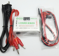 All Size CCFL EEFL Lamp Tester LCD TV Laptop Backlight Tester Output Current Voltage Intelligent Adjustment
