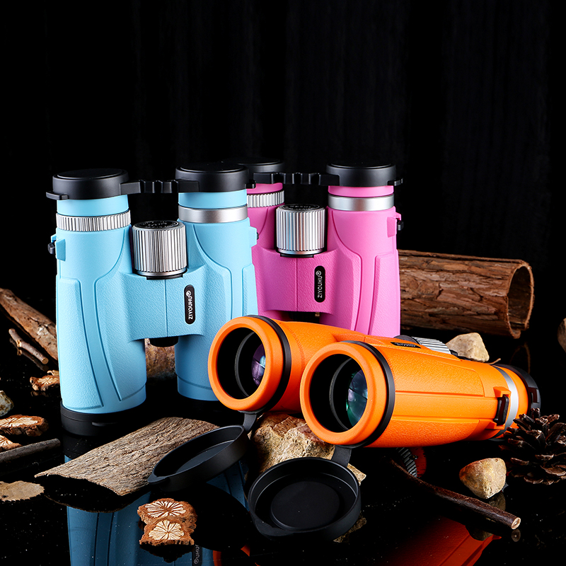Image 2 - Latest Design 8x42 HD Binoculars Powerful Professional lll Night Vision Waterproof Binocular Hunting Telescope 6 Color Optional-in Monocular/Binoculars from Sports & Entertainment