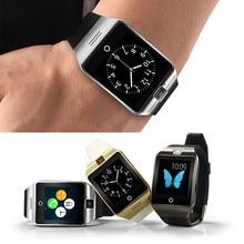 2016 Новые Bluetooth Смарт Часы Водонепроницаемые Apro Smartwatch Поддержка NFC Sim-карты 1.3 М Камера Для Android Samsung Для iphone телефон