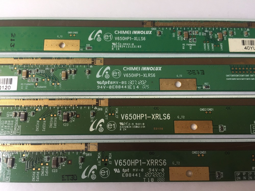 V650HP1-XLLS6/V650HP1-XLRS6/V650HP1-XRRS6/V650HP1-XRLS6 LCD Panel PCB Part razgrom ukrainskij vojsk v stepanovke chast 1