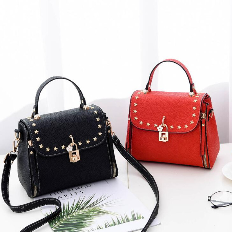 2018 high quality small messenger bags pu leather shoulder bags women crossbody bag for girl brand women handbags purse