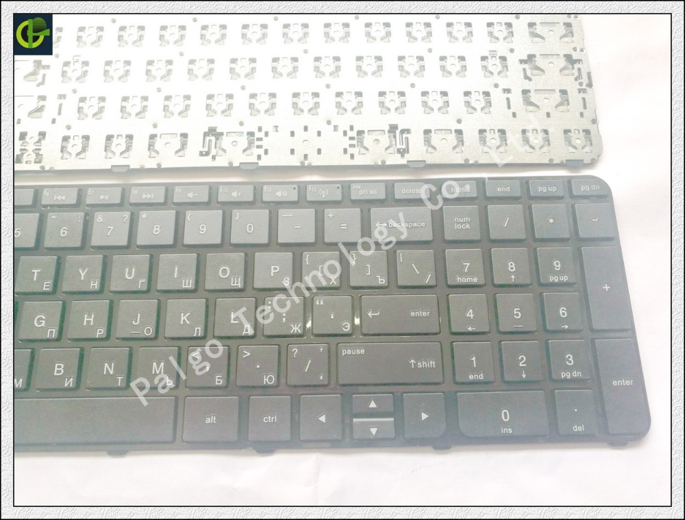 Image 3 - Frame Russian Keyboard for HP Pavilion Sleekbook 15 B183  15 15 B 15 b000 15 b100 15T B 15t b100 15t b000 15Z B 15 B058SR U36 RU-in Replacement Keyboards from Computer & Office on