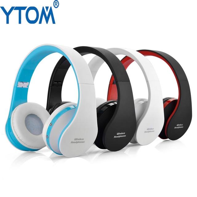 Bluetooth Наушники Беспроводная Bluetooth-гарнитура Наушники Наушники Стерео Складные наушники Шлем Аудио Для Iphone Xiaomi