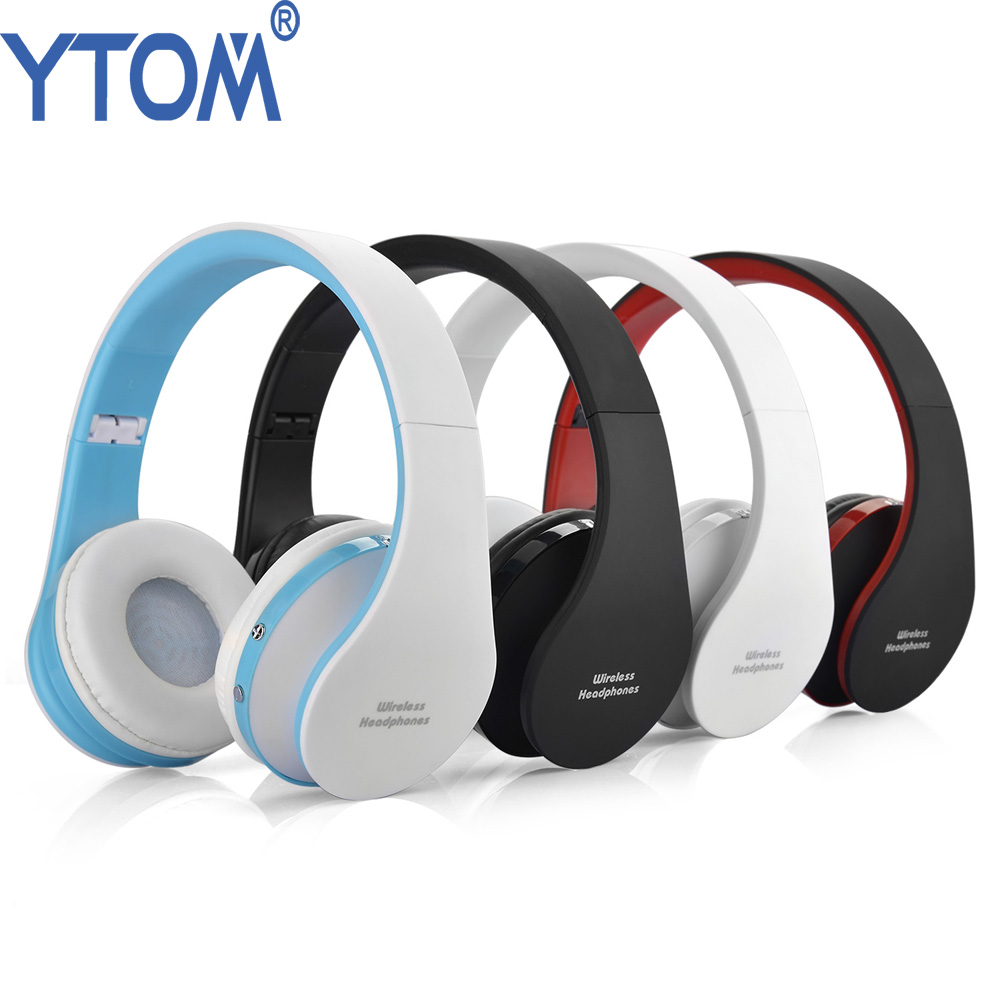 Bluetooth Headphones Wireless Bluetooth Headset Auriculares Earphone Stereo Foldable headphone Casque Audio For Iphone Xiaomi