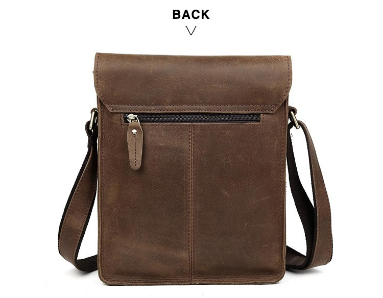 29152cd1ffab The crossbody bags is more commonly used by men and teenagers, for the messenger  bags is easier to carry, and can be fixed more stably.