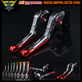 Motorcycle Brake Clutch Levers For Ducati HYPERMOTARD 1100/S/EVO SP 2007 2008 2009 2010 2011 2012 Short only w/stock handguards