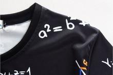 Crazy yet super cool Albert Einstein's all-over-print t-shirt