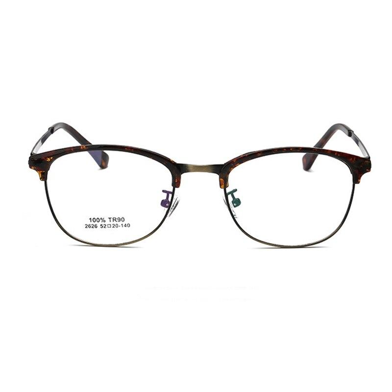 Compra ronda negro gafas de montura online al por mayor de China ...