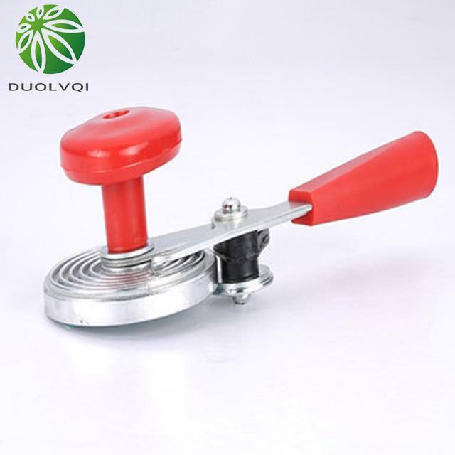 Ручная упаковочная машина Duolvqi, устройство для обжима стеклянных банок, устройство для ручной упаковки стеклянных банок 87 мм