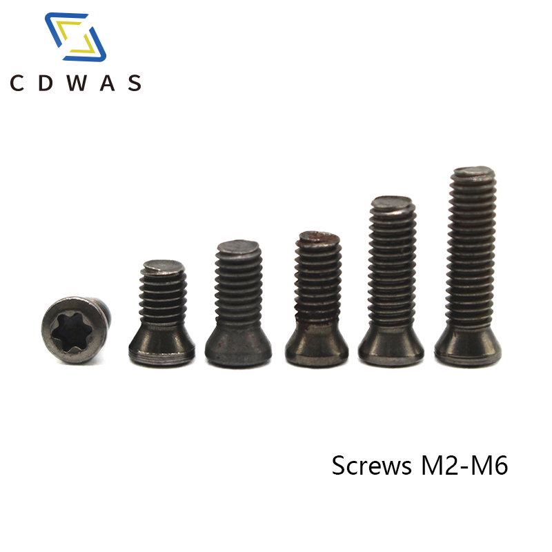 M2 M2.5 M3 M4 M5 M6 Insert Torx Screws Carbide Inserts Cutter Machine Bar Turning Tool Holder Screw CNC Lathe Tool BoltM2 M2.5 M3 M4 M5 M6 Insert Torx Screws Carbide Inserts Cutter Machine Bar Turning Tool Holder Screw CNC Lathe Tool Bolt