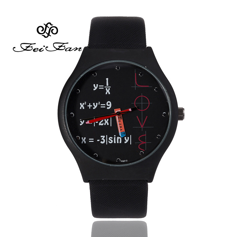 Newest Arrival Creative Watches for young people 2016 FEIFAN fashion brand Geometric function pattern women quartz wrist watch feifan brand watches fashion sport watches for women new arrival 2016 high quality quartz watches japan movement case fp135