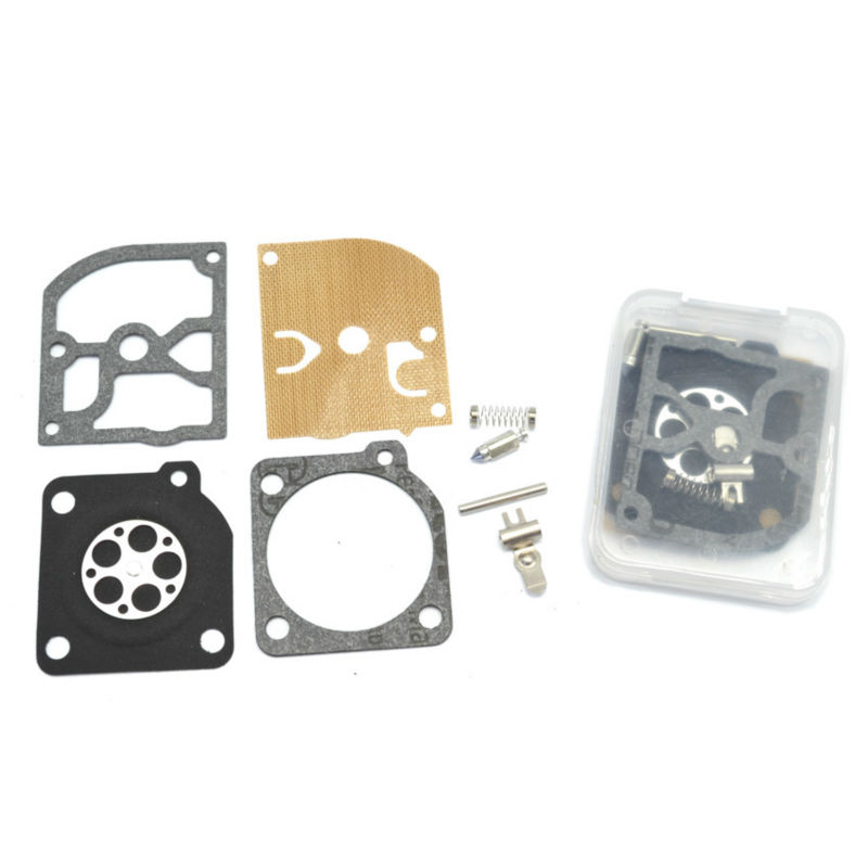 ZAMA Carburetor Carb Repair Kit Diaphragm Fit Stihl 021 023 025 MS210 MS230 MS250 Genuine OEM Chainsaw Part 1123 0071060 42 5mm cylinder kit piston with rings engine pan spark plug fit chainsaw stihl 025 ms250 replaces 1123 020 1209