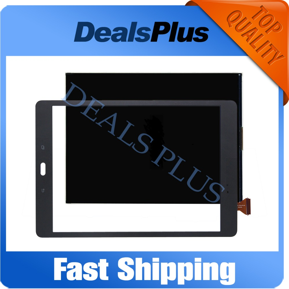 Replacement New LCD Display + Touch Screen For Samsung Galaxy Tab A 9.7 SM-T550 T550 T551 T555 9.7-inch