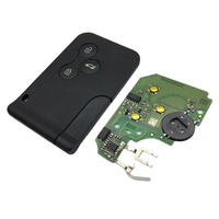High Quality 3 Button Smart Card For Car Renault Megane Scenic Remote Key With 7947 Electronic