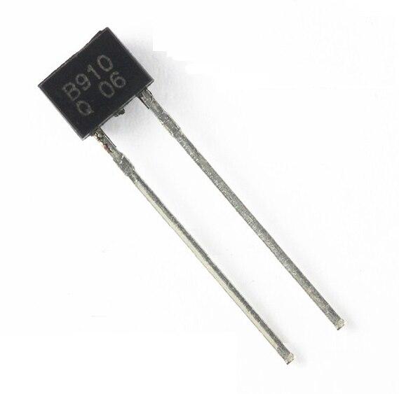 10 шт BB910 варатор диод варикап TO 92S диод Bb910 Dip IC Develope| |   | АлиЭкспресс