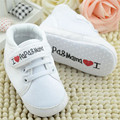 Recém-nascidos da criança shoes infantil bebê crianças crianças da menina do menino de lona sola macia do bebê casual shoes