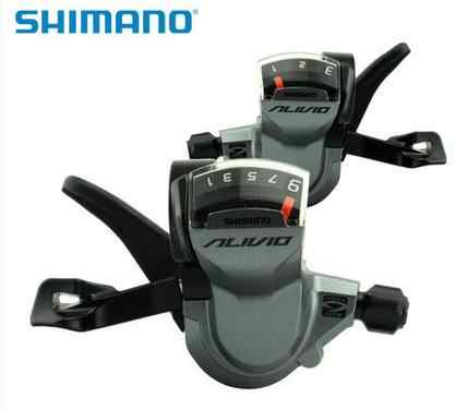 SHIMANO Alivio SL-M4000 Trigger Shifter 3* 9S 27s MTB bicycle bike shifters M4000