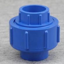 2 шт./лот 20 мм Пластиковые Шарнирные Совместное Водопровод Место Подключение Воды Водопровод Головы Сад Воды, Фитинги