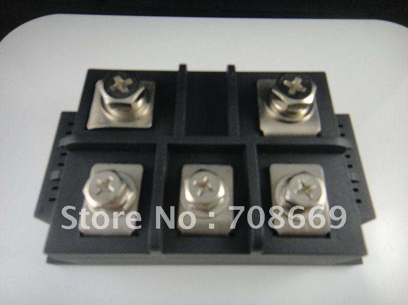 MDS500A 3-Phase Diode Bridge Rectifier 500A Amp 1600V ordinary rectifier module md 200a 1600v 250a 1600v 300a 1600v 350a1600v 400a1600v 500a 1600v