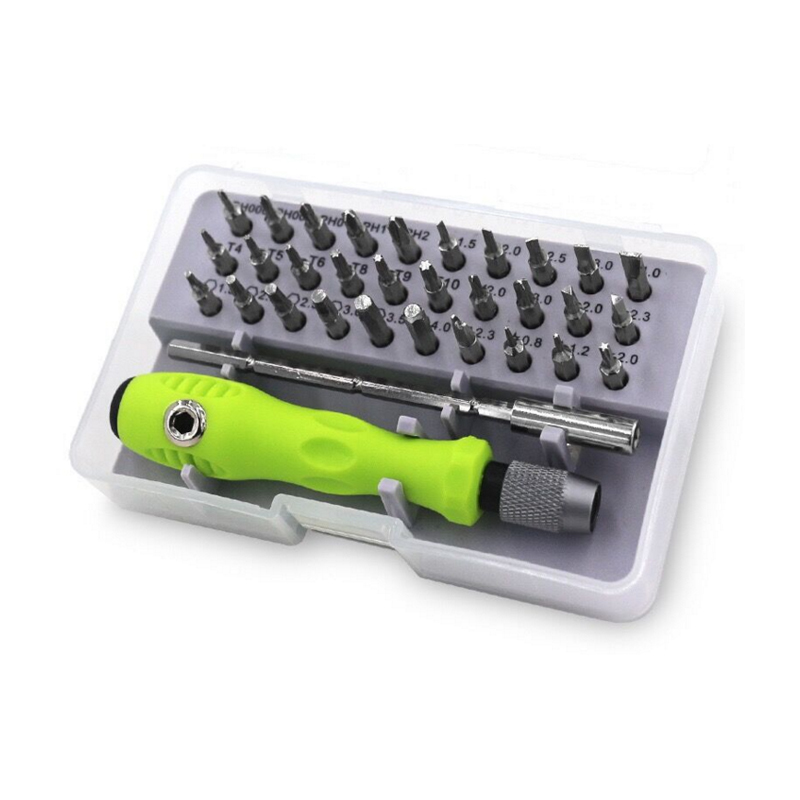 Präzision Schraubendreher-satz Von 32 In 1 Mini Magnetische Schraubendreher-satz, Telefon Mobile Ipad Kamera Wartung Werkzeug