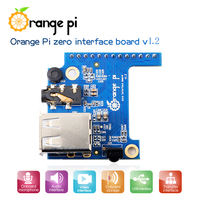 Orange Pi Zero Expansion board  Interface board Development board beyond Raspberry Pi