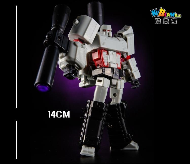New Takara Tomy Transformers KO MP-36 Megatron actions figures kids toy
