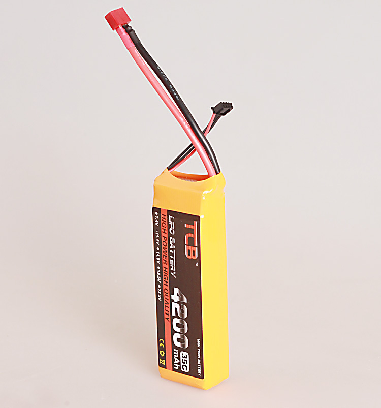 TCB lipo battery 18.5v 4200mAh 35C 5s RC airplane cell factory-outlet goods of consistent quality free shipping mos rc airplane lipo battery 3s 11 1v 5200mah 40c for quadrotor rc boat rc car