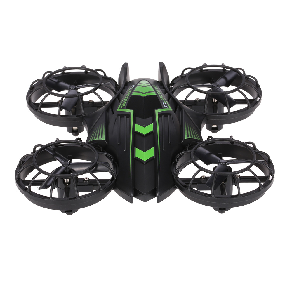 Original JXD 515V 2.4G 4CH 6-Axis Selfie Barometer Height Hold RC Quadcopter RTF Mini Drone With 0.3MP Camera